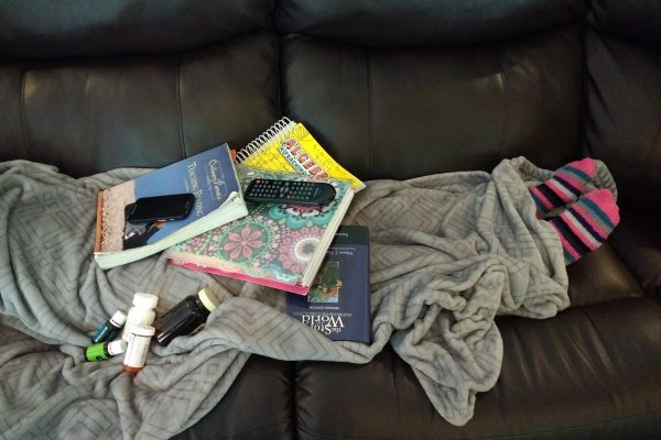 Homeschooling with chronic illness? Look for these hidden blessings.