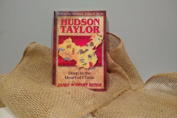 Hudson Taylor Benge books